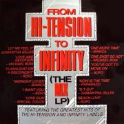 various artists from hi tension to infinity vinyl lp