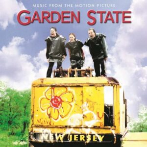 various artists garden state vinyl lp