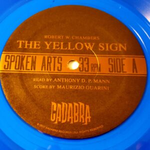 11 maurizio guarini the yellow sign vinyl lp