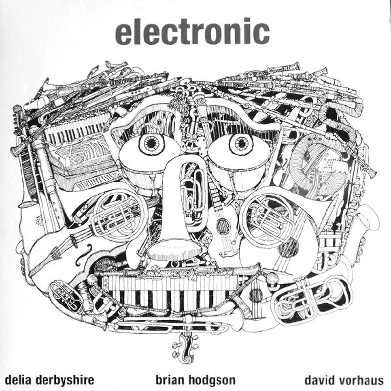 delia derbyshire electronic vinyl lp
