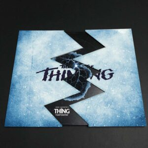 ennio morricone the thing waxwork vinyl lp