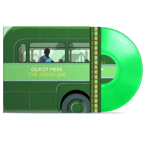 gilroy mere the green line vinyl lp