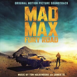 junkie xl mad max fury road vinyl lp