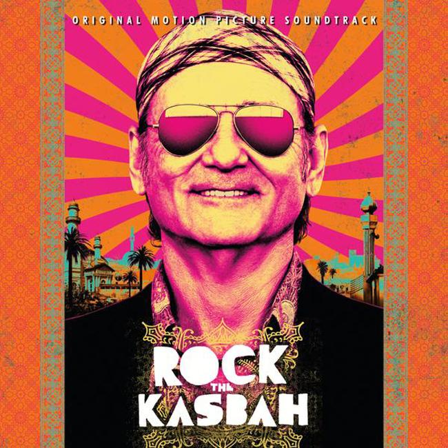 various artists rock the kasbah CD