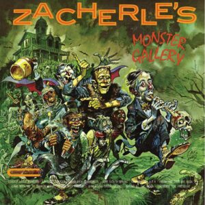 01 john zacherle zacherles monster gallery vinyl lp