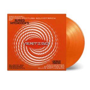bernard herrmann vertigo limited edition vinyl lp