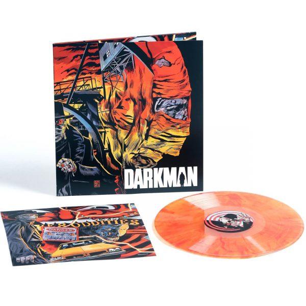 danny elfman darkman vinyl lp