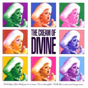 divine the cream of divine CD