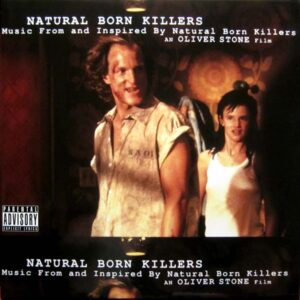 various artists natural born killers vinyl lp