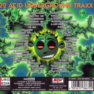 01 acid flash volume 2 CD