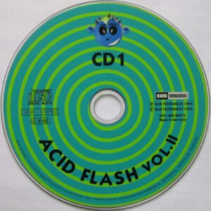 03 acid flash volume 2 CD