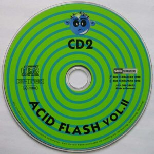04 acid flash volume 2 CD