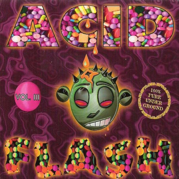 acid flash vol 3 CD