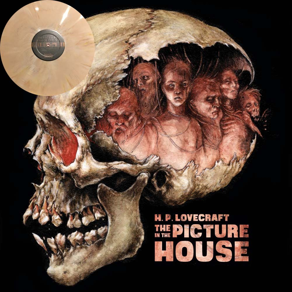 h p lovecraft andrew leman fabio frizzi the picture in the house vinyl lp