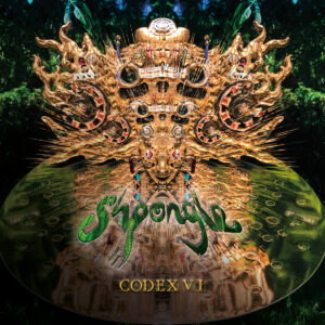 shpongle codex vi CD