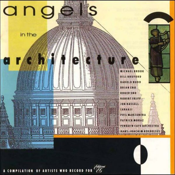 various artists angels in the architecture vinyl lp