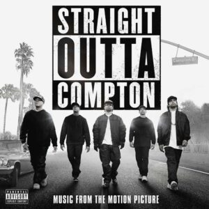 various artists straight outta compton vinyl lp