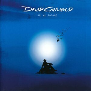 david gilmour on an island vinyl lp