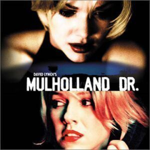 david lynch mulholland dr CD