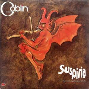 goblin suspiria vinyl lp