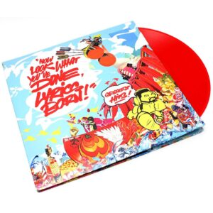 lyrics born now look what youve done vinyl lp