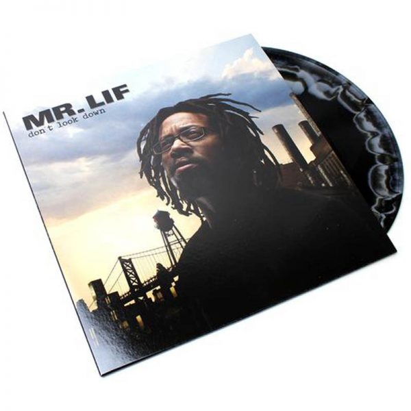 mr lif dont look down vinyl lp