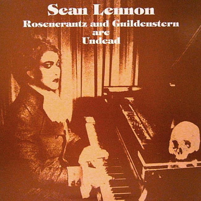 sean lennon rosencrantz and guildenstern are undead vinyl lp