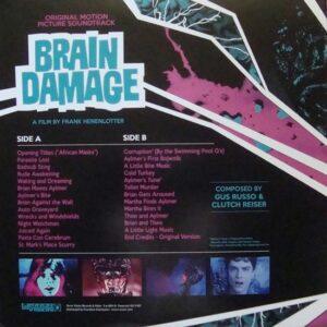 01 gus russo clutch reiser brain damage vinyl lp