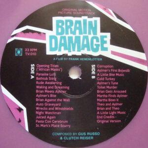 02 gus russo clutch reiser brain damage vinyl lp