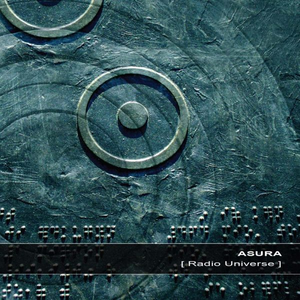 asura radio universe CD
