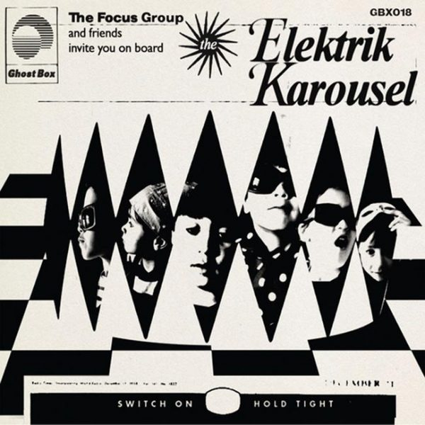 the focus group elektrik karousel vinyl lp