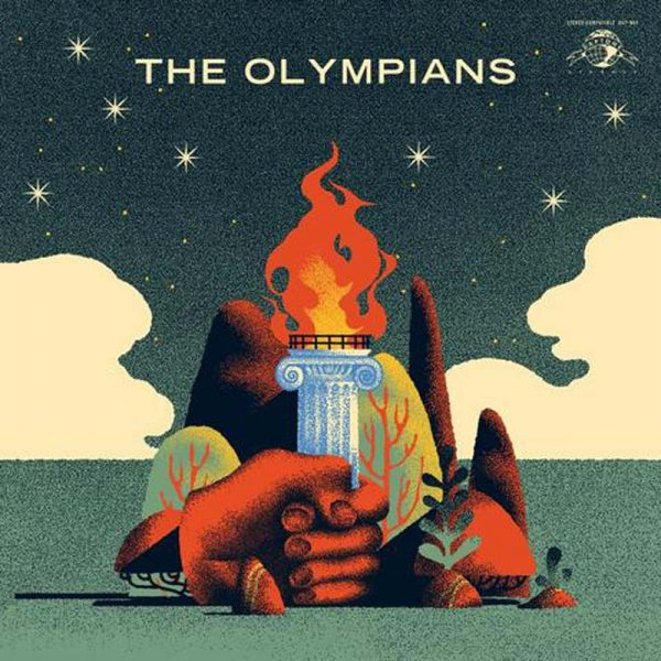 the olympians vinyl lp
