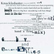02 headstone lane knuckleduster ep vinyl