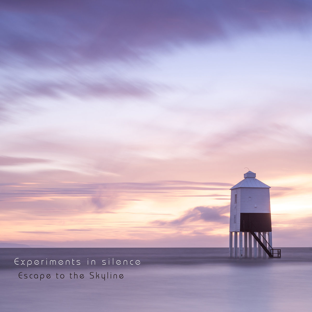 experiments in silence escape to the skyline CD