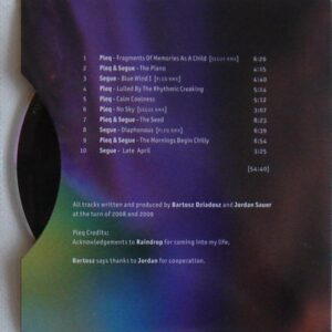 01 pleq segue the seed CD