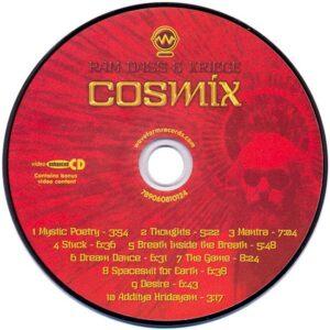 02 ram das kriece cosmix CD