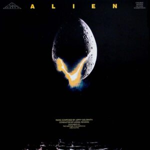 jerry goldsmith alien soundtrack vinyl lp
