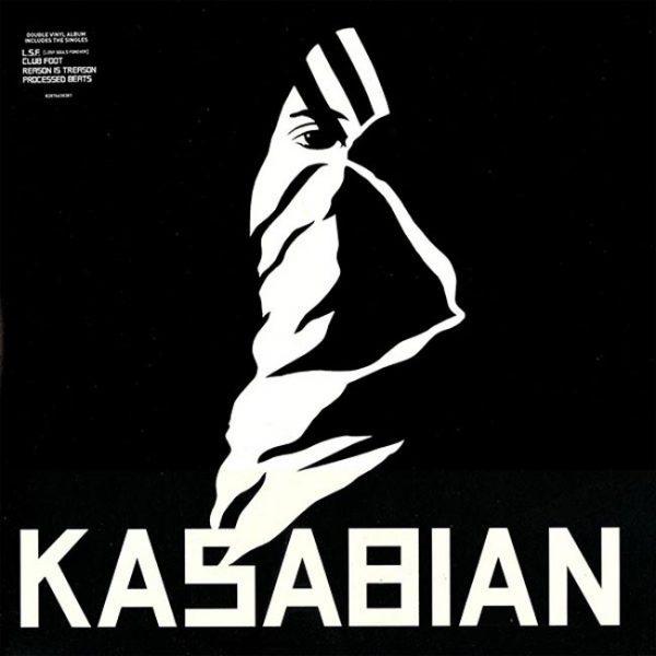 kasabian kasabian vinyl lp