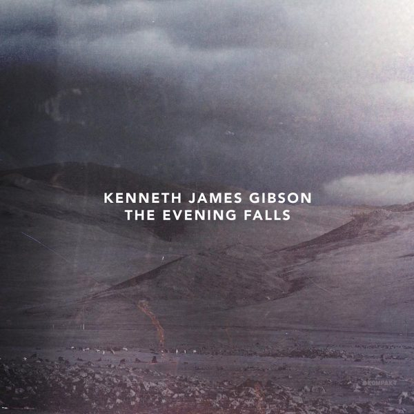 kenneth james gibson the evening falls CD