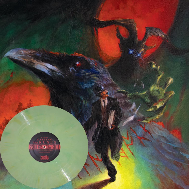 m r james bleak december david warner casting the runes cadabra vinyl lp