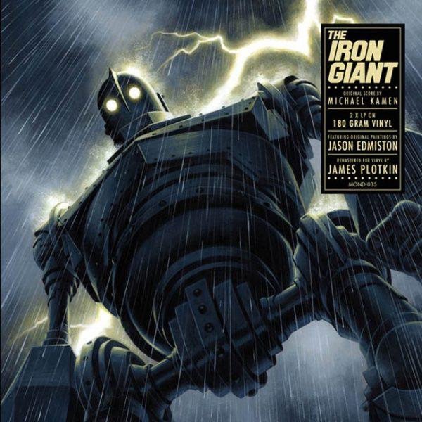 michael kamen the iron giant vinyl lp