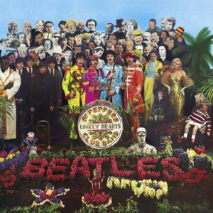 the beatles sgt peppers lonely hearts club band vinyl lp