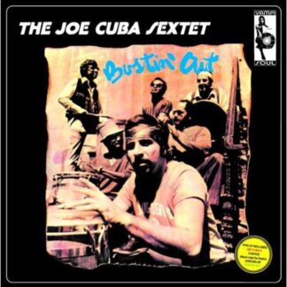 the joe cuba sextet bustin out vinyl lp