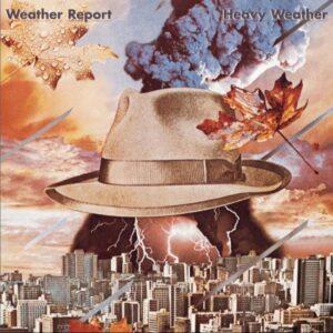 weather report heavy weather vinyl lp