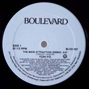01 yoh yo the main attraction 12 inch vinyl