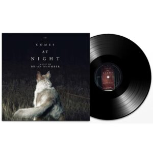 brian mcomber it comes at night vinyl lp