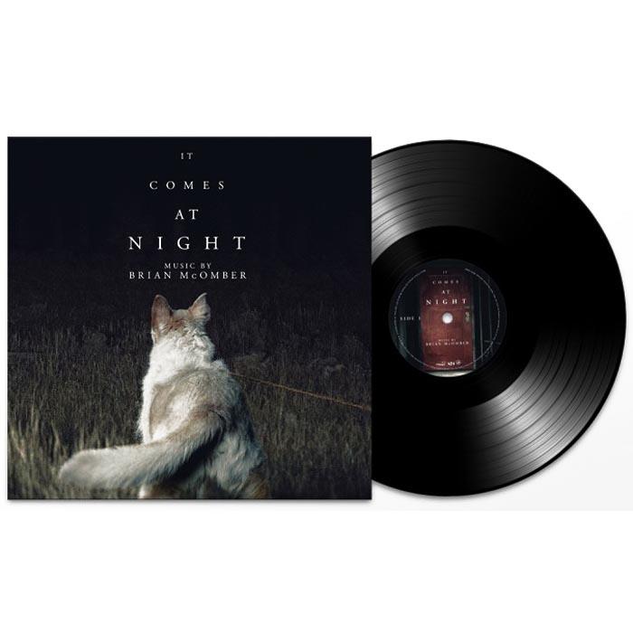 brian mcomber it comes at night vinyl lp