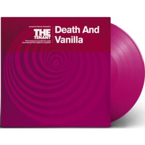 death and vanilla a score for roman polanskis the tenant vinyl lp