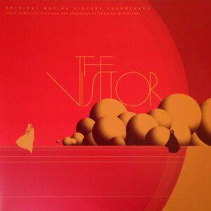 fabrio micalizzi the visitor soundtrack vinyl