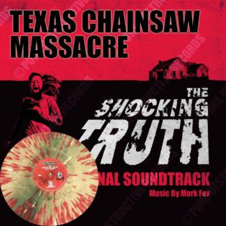 mark fox texas chainsaw massacre vinyl lp